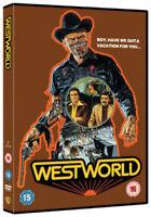 Westworld DVD (2008) Richard Benjamin, Crichton (DIR) cert 15 ***NEW***