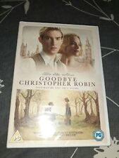 Goodbye Christopher Robin DVD 2017
