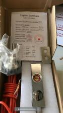Shear Beam Load Cell Alloy Steel  2500 LB,NTEP,Legal for Trade,Foot ,Spacer