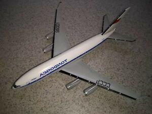 Ilyushin IL-96 CCCP-96001 (-96005) Aeroflot scale model 1/200 [PRE-ORDER]