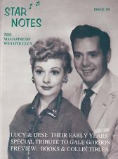STAR NOTES THE MAGAZINE OF I LOVE LUCY ISSUE 9-1995