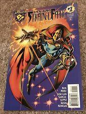 DOCTOR STRANGE FATE #1 DC MARVEL COMICS 1996 AMALGAM DR High Grade