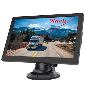 "9"" 256MB 8GB Truck GPS Car GPS Navigation for Car Lorry Sat Nav FM US Maps"