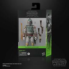Star Wars Return Of The Jedi The black Series Boba Fett Deluxe figure Hasbro