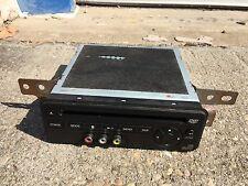 2007-2009 Nissan Quest Rear DVD Entertainment Center Player & Controls