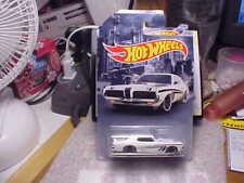 Hot Wheels American Steel Walmart Exclusive '69 Mercury Cougar
