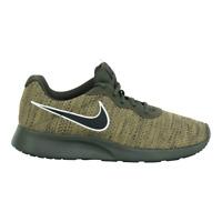 Nike Men's Tanjun Premium Running Shoes Cargo Khaki/Black/Natural Olive 7