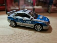 MATCHBOX SUBARU IMPREZA POLIZEI UNBOXED MINT