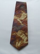 Structure men's tie (T80)