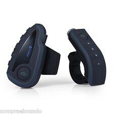 V8 1200M Motorcycle Helmet Intercom Multi 6 Riders Interphone  Headsets  EU PLUG