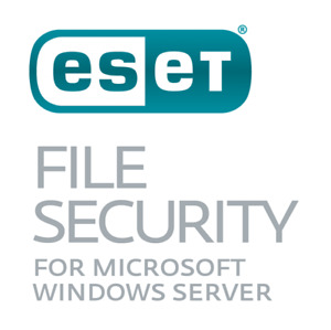 ESET File Security for Microsoft Windows Server | 1 Year - Digital Delivery
