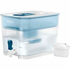 Brita Flow XL Water Filter Tank | 8.2L Fridge Dispenser Jug | x1 Maxtra+ Cart