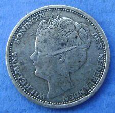 Nederland - The Netherlands 1906 dubbeltje, 10 cent Wilhelmina Silver Nice tone
