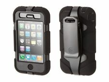 Rigid Plastic Cases & Covers with Belt Loop for Apple Phones