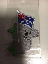 Iron On Patch - Koala Flag