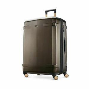 "$900 New Hartmann Century Deluxe 30"" Hardside Check-In Spinner Luggage TSA"