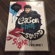 陈奕迅陳奕迅 eason chen 2007 新曲+精选 Sound Sight Volume 1 马版 2cd 马来西亚版 w/obi 全新