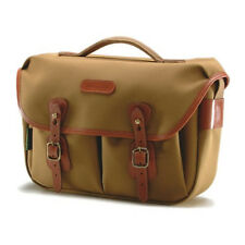 Billingham Hadley Pro Canvas Camera Bag With Tan Leather Trim - Khaki