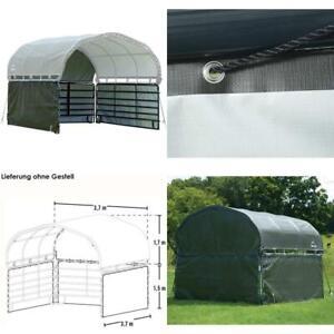 ShelterLogic 12 x 12 Equine, Livestock, and Agricultural Corral Shelter Shade