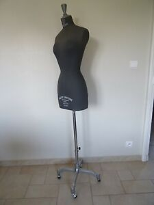 mannequin femme HAUTE COUTURE STOCKMAN  taille 36 model 50306 sewing manequin