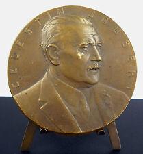 Medaille à Martin Célestin JOUBERT éditeur de musique 1936 sc ch Pillet medal