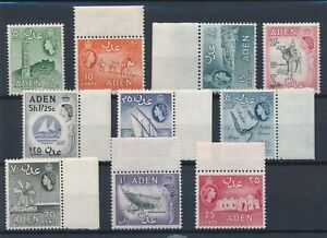 [51216] Aden 1953 good lot MNH Very Fine stamps