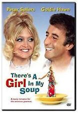 THERE'S GIRL IN MY SOUP PETER SELLERS GOLDIE HAWN  WIDESCREEN REGION 1  DVD OOP