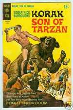 Korak Son of Tarzan # 28 (Gold Key, USA,1969)