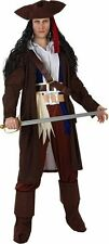Déguisement Homme Pirate des Caraibes XL Costume Adulte Jack Sparrow