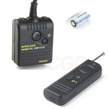 Wireless Remote Shutter C3 for Canon 7D 5D Mark II 50D 40D 30D Camera RS-80N3