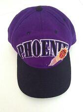 PHOENIX SUNS STARTER HAT CAP Adjust One size Snap Back ADJUSTABLE 100% WOOL E6