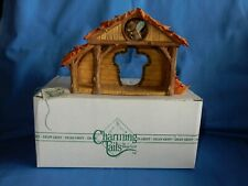 Charming Tails Dean Griff Christmas Pageant Stage Nativity #87546 in Box