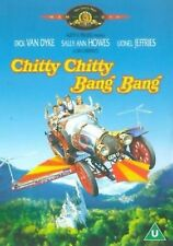 Chitty Chitty Bang Bang DVD Dick Van Dyke Sally Ann Howes Brand New and Sealed