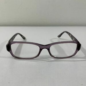 BVLGARI Eyeglass Reading Glasses Frame 4051-B 5112 Size 51-16-135