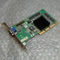 32MB Dell 0040U 00040U TNT2 AGP VGA Carte Graphique Vidéo BRD-05-E15 Rev C
