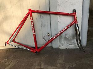 Telaio acciaio COLUMBUS  steel  bike frame
