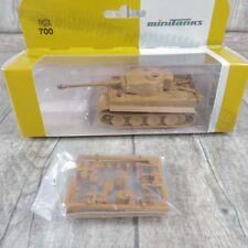 ROCO MINITANKS 700 - 1:87 - Panzer KpfPz Tiger - OVP - #L28042