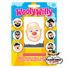 NEW WOOLY WILLY Magnetic Iron Filings Retro Game Silly Faces Party Bag Filler