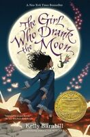 The Girl Who Drank the Moon [New Book] Hardcover, Award Winner