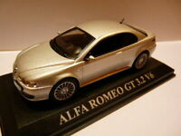 DCD15E voiture 1/43 altaya IXO DREAM CARS : ALFA ROMEO GT 3.2 V6