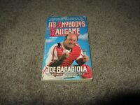It's Anybody's Ballgame by Joe Garagiola (1989, Paperback) FREE SHIPPING