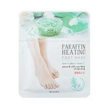[MISSHA] Paraffin Heating Foot Mask - 2pcs
