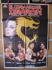 A4499 El comando del dragón  Yu Wang,  Chen Sing,  Shu Lin Chang,  Yi Chang,