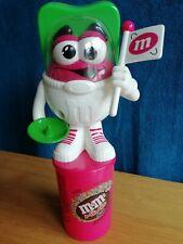 M&M's Astronaut Minis Sweet/Candy Dispenser Large Eyes Version 2005 Mars