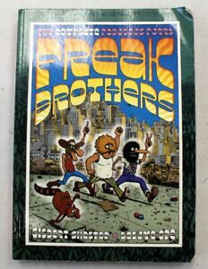 The Complete Fabulous Furry Freak Brothers Vol 1 by Gilbert Shelton 2001 - CA3