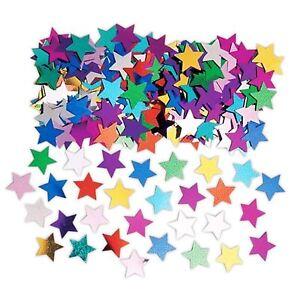 Arcobaleno Polvere di Stelle Multicolore Metallico Coriandoli 14g Compleanno