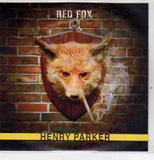 (EP786) Red Fox, Henry Parker - 2013 DJ CD