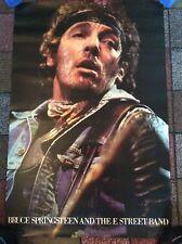 Bruce Springsteen Poster 1985