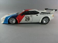1:18 Minichamps #80430144358 BMW M1  Regazzoni  BMW DEALER MODELL RARITÄT inOVP