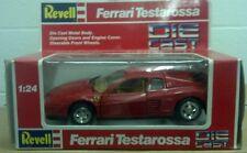 Revell Ferrari testarossa Car 1:24 Scale RED New in Box VINTAGE Collector RARE